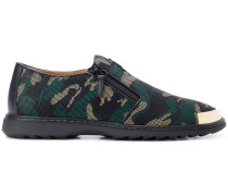 'Cooper' Camouflage-Loafer