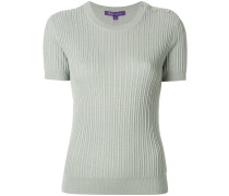 shortsleeved knitted T-shirt