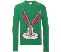 Bugs Bunny Guccy knitted wool sweater