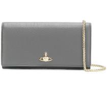 continental flap wallet