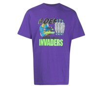 "T-Shirt mit ""Invaders""-Print"