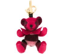 Schlüsselanhänger mit Bärenfigur