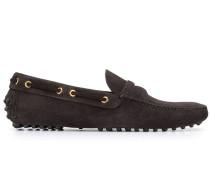 Loafer mit weicher Textur