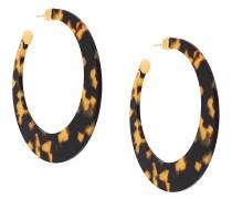 Lodge Nu hoop earrings