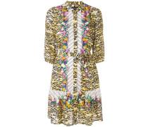 'Tiger Rosette' Kleid