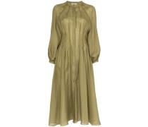 'Valeraine' Kleid mit Knöpfen