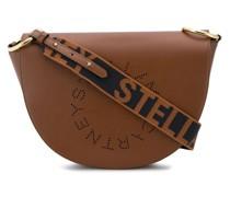 'Stella' Satteltasche mit Logo