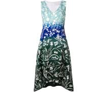 Kleid mit Farbeffekt