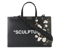 """Handtasche mit """"Sculpture""""-Print"""