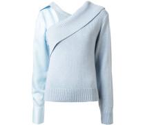 Pullover mit abnehmbaren Ärmeln