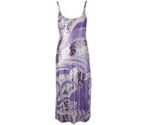 Camisole-Kleid mit Pailletten