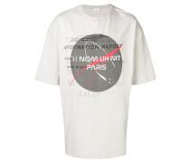 "T-Shirt mit ""Nasa""-Print"