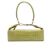 'Olivia' Handtasche mit Kroko-Effekt