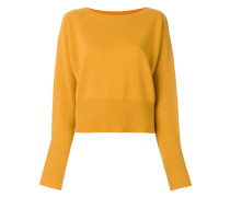 Cropped-Kaschmir-Pullover