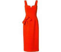 'Galerie' Kleid mit Schleife