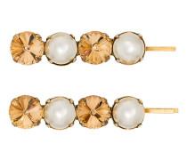 Set aus 'Gallina' Haarspangen