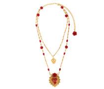 'Sacred Heart' Halskette