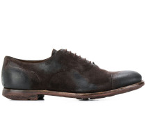 Oxford-Schuhe im Distressed-Look