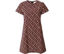 'Velvet Domino' Kleid