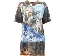 'Wolf' Oversized-T-Shirt