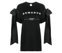 'Romance' T-Shirt mit Print