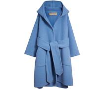 Mantel aus Alpaca-Wollgemisch