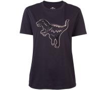 Besticktes 'Rexy' T-Shirt