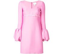 Kleid mit Puffmanschetten