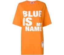 'Blue Is My Name' T-Shirt
