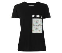 soul searchers print T-shirt
