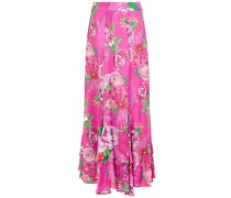 floral print skirt - Unavailable