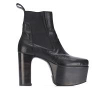 heeled Kiss boots