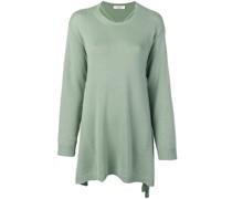 asymmetric cashmere jumper