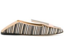 Geflochtene Loafer