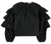 'Tulia' Bluse mit Rüschen