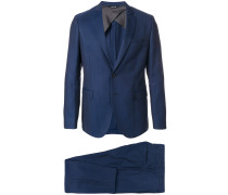 slim fit two-piece suit