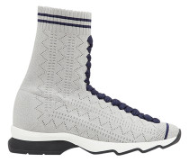 Sneakes in Socken-Optik
