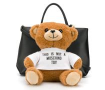 Teddy shopping tote bag