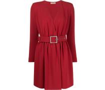 Kleid mit verzierter Schnalle