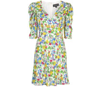 'Colette' Kleid mit Blumenmuster