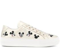 Mickey platform sneakers