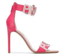 Garavani 'Pink Is Punk' Sandalen