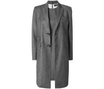 Set aus Mantel und Minikleid