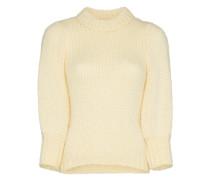 'Juliard' Pullover mit Puffärmeln