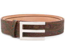 front logo emblem belt