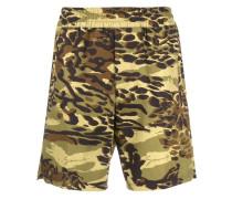 'Spirit Camouflage' Shorts