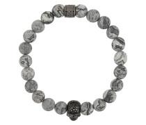 skull and rock bracelet