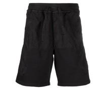 Shorts mit Kontrasteinsatz
