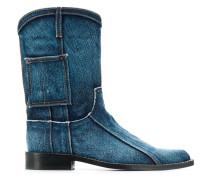 Jeans-Cowboystiefel