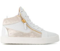 'Kriss Iridescent' High-Top-Sneakers